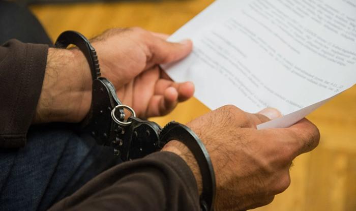 Обвиняемый в преступлении