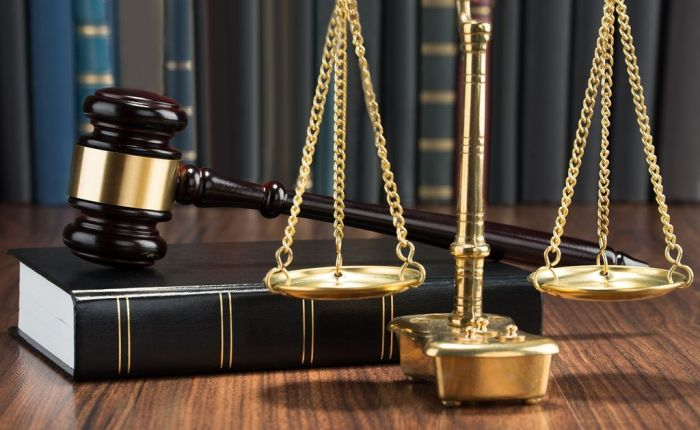 Атрибуты суда