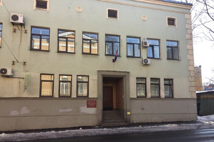 Здание суда в Выборге
