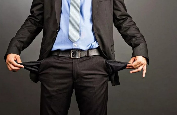 Отсутствие денег на бизнес