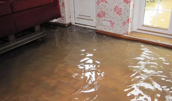 Потоп в комнате