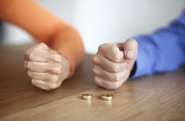 Готовые к разводу супруги