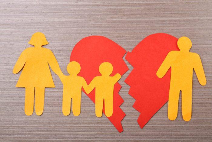 Разрушенная семья